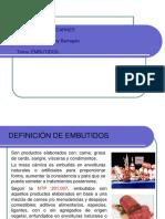 7. EMBUTIDOS