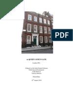 Queen Anne's Gate Report