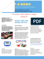 blue and yellow modern classroom elementary newsletter-5