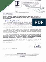 Banathali Vidyapith Invitation