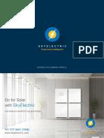 SkyElectric Company Profile