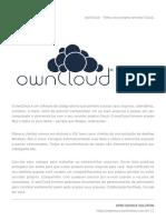 OwnCloud - Seus arquivos na nuvem