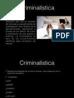 Crimilogia