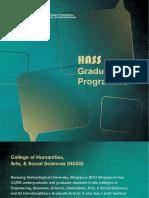 COHASS Brochure
