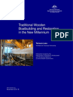 Traditioal Woodenboat Restoration