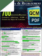 QCM Informatique