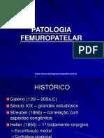 PATOLOGIA FEMUROPATELAR
