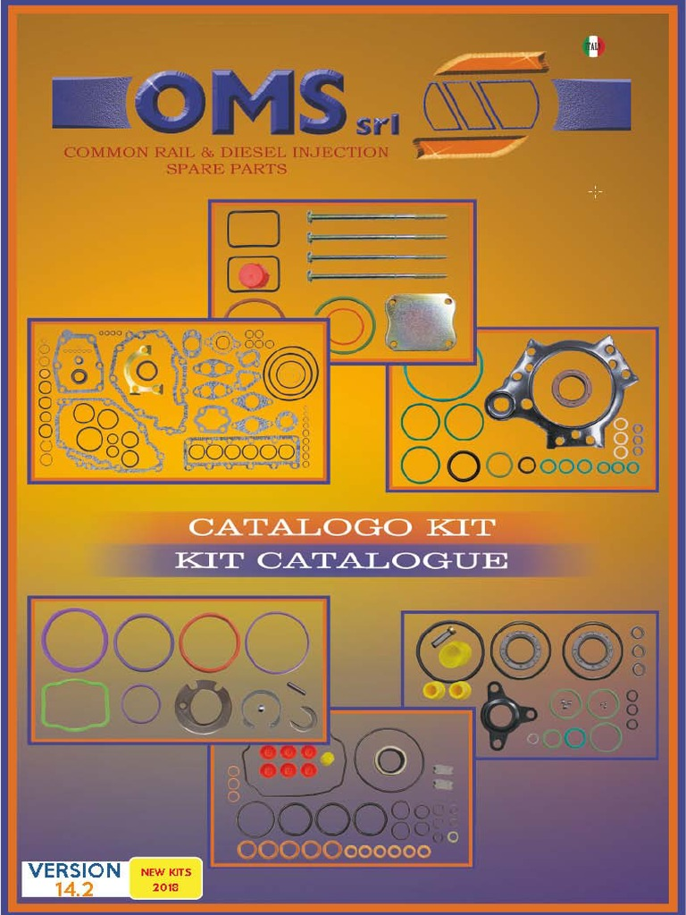 Kit guarnizioni pompa iniezione Bosch//Lucas 1/467/010/517