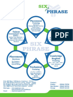 6Phrase - Email Writing