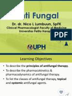 Obat anti fungal