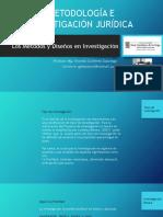 °Métodos y diseños en Investigación.pptx