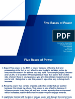 Bases of Power Learning Team_A_W4