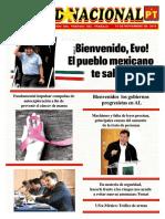 Unidad Nacional 15 de Noviembre de 2019