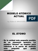 Sem. 2 Modelo Atomico Actual
