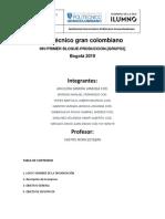 PRODUCCION (1) Proyecto Grupal