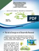 Retos de La Ciencia- Desarrollo Energético