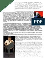 De André Nato a Genova