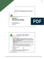 international finance lecture slides
