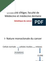 TD 1 cancer