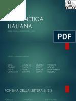 La Fonètica Italiana