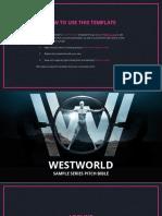 Copy of TV Show Bible [Westworld] — StudioBinder