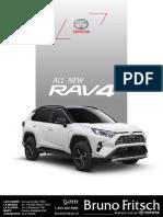 Toyota Rav4 Ficha Tecnica