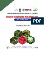 FTF ITT Training Manual