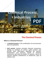 DAY 2 Chemical Process Industries
