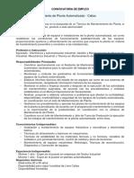 Anuncio - Técnico de Mantenimiento de Planta Automatizada (1)