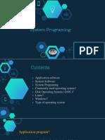 3rd System Programing