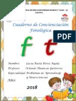 Conciencia Fonológica - LUCIA PEREZ