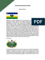 Region de Los Llanos Altos de Venezuela
