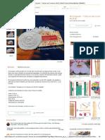Kit Ecopads - 7 Discos de Crochet No Elo7 _ Ateliê FeitoComAmorByMary (D04A81)