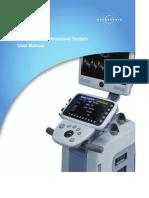 Ultrasonix Sonixtouch User Manual