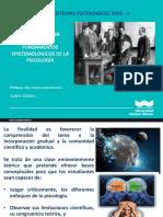 05. Clase Fundamentos Epistemologicos de La Psicologia