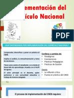 Implementacion Curriculo ULADECH CATÓLICA