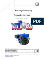 92403 Lifan Benzinmotor 168fd2b De