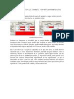 Analisis de La Ventaja Absoluta y La Ventaja Comparativa