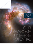Our Awesome Universe Potential