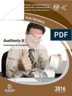 Cedulas de Auditoria Ll Plan2016