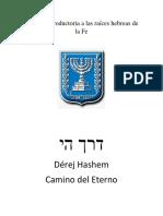 Escuela Introductoria a las raíces hebreas de la Fe