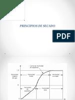 Principios de Secado