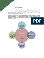 5 Fuerzas de Porter- PLAN DE NEGOCIOS CUY