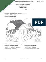 Ficha de diagnóstico Mat 1ºano