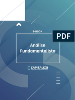 eBook Analise Fundamentalista Capitalizo 1