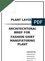 architechtural brief