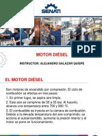 Motor Diesel 25-03