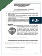 Gt1- Realizar Proceso de Mecanizado de Piezas de Madera-carpinteria