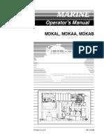 Manual de Operación ONAN