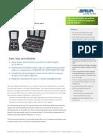 Phase identification tools (BAUR PAULA)